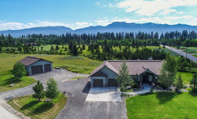 McCall Single Family Home For Sale: 14 Elkhorn Ranch Road