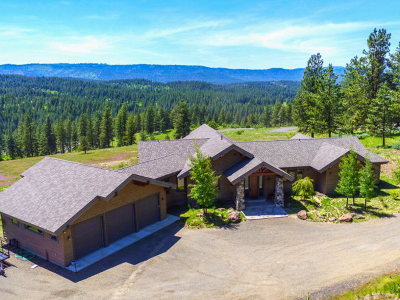 New Meadows Single Family Home For Sale: 3253 Elk Crest Court