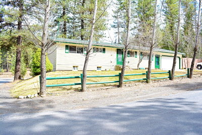 McCall Single Family Home For Sale: 319 Thula Street