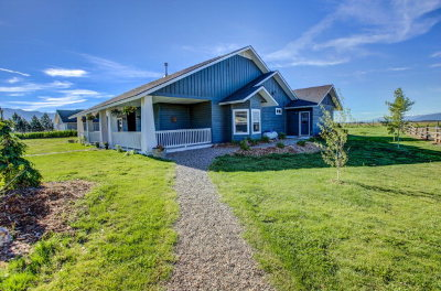 McCall Single Family Home For Sale: 13966 Norwood Road