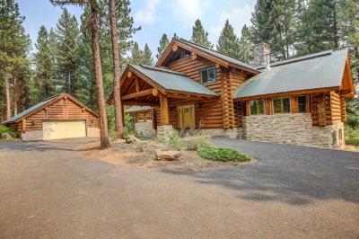 New Meadows Single Family Home For Sale: 4480 Vardon Road