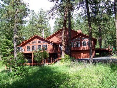 McCall Single Family Home For Sale: 13330 Vili Lane