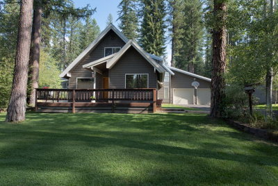 McCall Single Family Home For Sale: 311 Burns Road