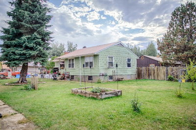 New Meadows Single Family Home For Sale: 316 North Heigho Avenue