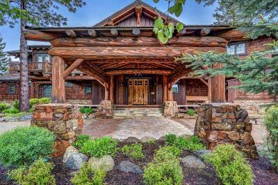 McCall Single Family Home For Sale: 5619 Appaloosa Traill