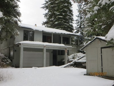McCall Single Family Home For Sale: 905 Buckboard Way