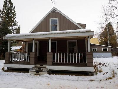 McCall Single Family Home For Sale: 1114 Davis Avenue