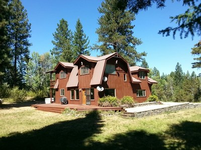 McCall Single Family Home For Sale: 392 Moon Drive