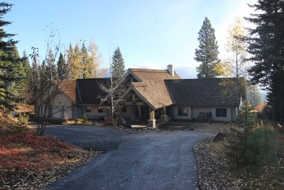 McCall Single Family Home For Sale: 1410 Club Hill Blvd
