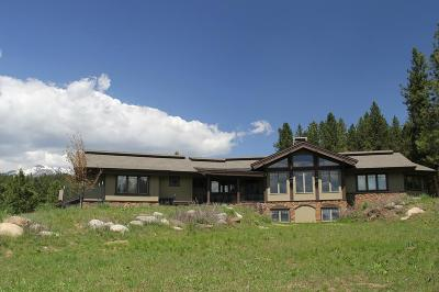 Cascade, Donnelly, Mccall, New Meadows Single Family Home For Sale: 2790 Smokey Boulder Road