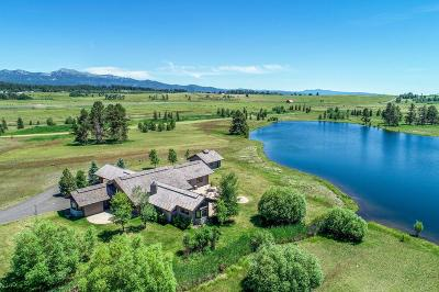 Valley County Single Family Home For Sale: 109 River Ranch Road