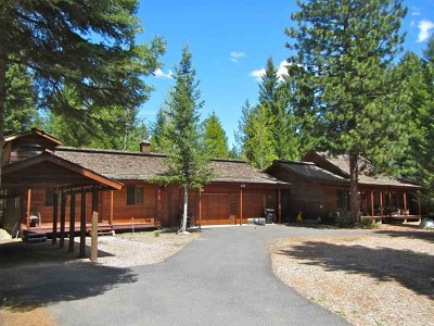 McCall Single Family Home For Sale: 907 Lick Creek Road