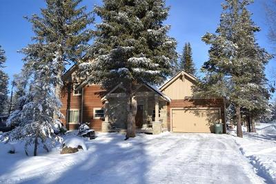 Donnelly Single Family Home For Sale: 10 Cross Country Court