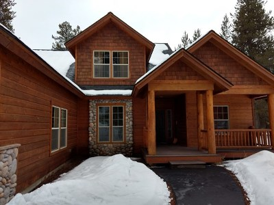 Donnelly Single Family Home For Sale: 12850 Westwind Court