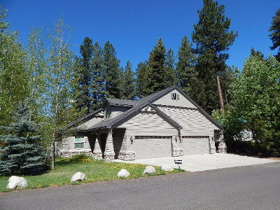 Mccall Single Family Home For Sale: 908 Fairway Drive #B