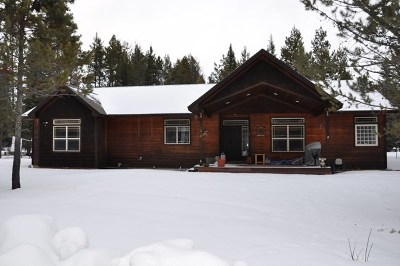 Donnelly Single Family Home For Sale: 12858 Axle Road