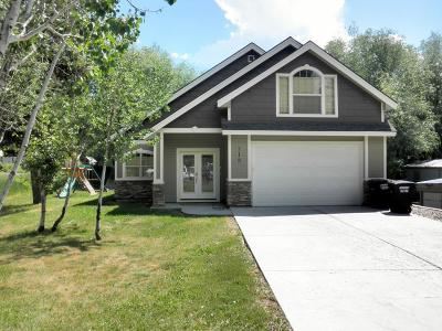 McCall Single Family Home For Sale: 718 Fir Street