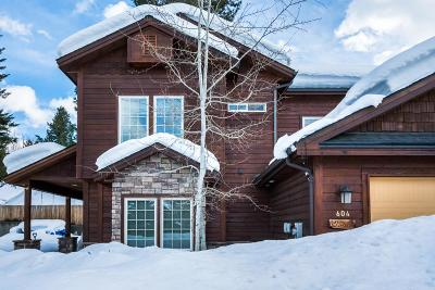 McCall Single Family Home For Sale: 604 Blue Water Circle #3