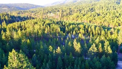 Cascade Residential Lots & Land For Sale: Tbd Clear Creek Road