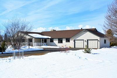 McCall Single Family Home For Sale: 13761 Horizon View Road