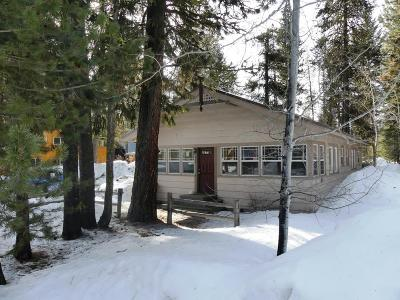 McCall Single Family Home For Sale: 908 Strawberry