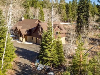 McCall Single Family Home For Sale: 1490 Majestic View Circle