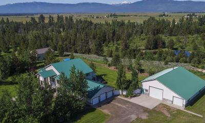 McCall Single Family Home For Sale: 13765 Horizon View Road