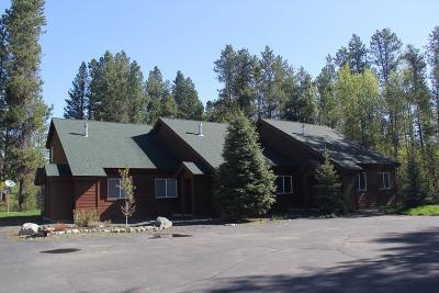 McCall Single Family Home For Sale: 139 E Stibnite Avenue