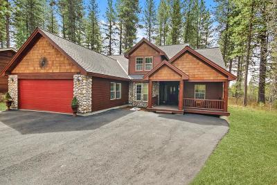 McCall Single Family Home For Sale: 608 Woodland Drive