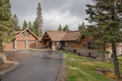 McCall Single Family Home For Sale: 4605 Williams Creek Loop