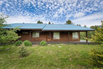 McCall Single Family Home For Sale: 345 Moon Drive