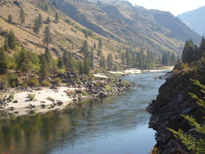 Riggins Residential Lots & Land For Sale: 8, 18, 19 Salmon River Road