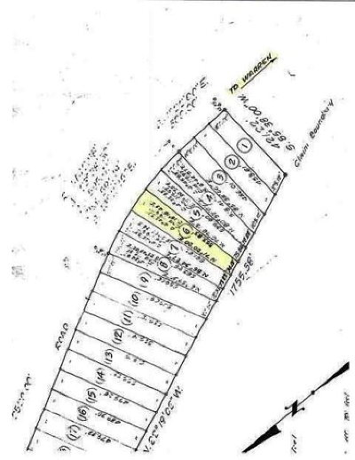 Idaho County, Valley County Residential Lots & Land For Sale: 6 Warren Wagon Road