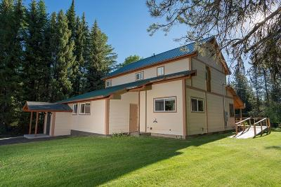 McCall Single Family Home For Sale: 1402 Warren Wagon Road