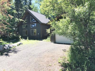 McCall Single Family Home For Sale: 1032 Fireweed Drive