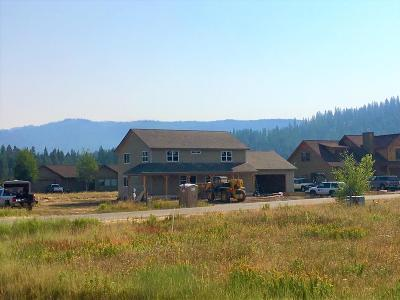 McCall Single Family Home For Sale: 1091 Mo's Way