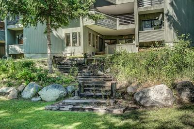 McCall Single Family Home For Sale: 917 Fairway Drive #2A