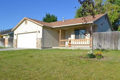 Single Family Home For Sale: 1213 Cattail Street