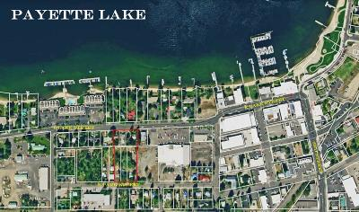 McCall Residential Lots & Land For Sale: 116-120 E Lake Street