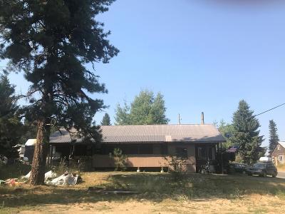 Cascade Single Family Home For Sale: 149 S Cabarton Road