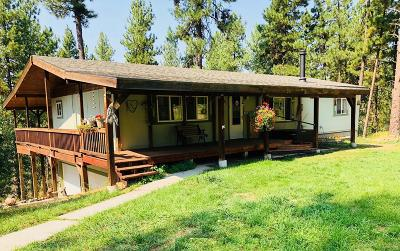 Cascade, Donnelly, Mccall, New Meadows Single Family Home For Sale: 79 Sunset Loop