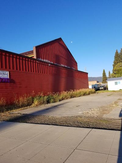 Cascade, Donnelly, Mccall, New Meadows Commercial For Sale: 173/187 N Main Street