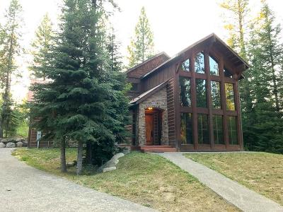 McCall Single Family Home For Sale: 437 W Timbercrest Loop