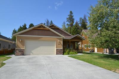 McCall Single Family Home For Sale: 740 Deer Forest Drive
