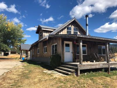Cascade Single Family Home For Sale: 258 Warm Lake Road