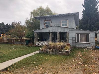 Cascade Single Family Home For Sale: 307 N School Street