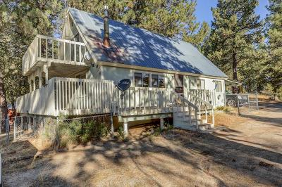 Cascade Single Family Home For Sale: 20 Sunset Loop