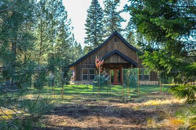 Adams County, Idaho County Single Family Home For Sale: 2505 Little Salmon Circle