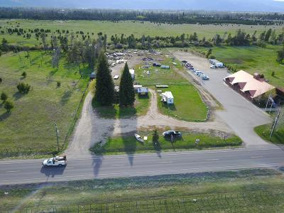 Cascade, Donnelly, Mccall, New Meadows Commercial For Sale: 13175 Hwy 55