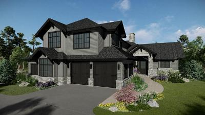 Cascade, Donnelly, Mccall, New Meadows Condo/Townhouse For Sale: 386 Sunshine Drive